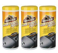 Armor All® 0,21€/Einheit Kunststoffpflege glänzend 3x30 Tücher 36025L Kunststoff