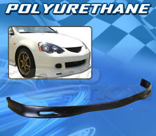 FOR ACURA RSX 02-04 DC5 T-SP STYLE FRONT BUMPER LIP BODY KIT POLYURETHANE PU