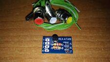 Atari 2600 7800 Kit Composite Video Mod Upgrade Upgrade RCA Composite