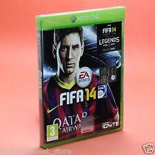 FIFA 14 XBOX ONE completamente in italiano SIGILLATO