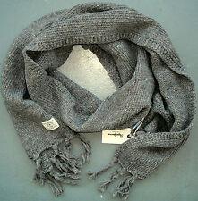 Pepe Jeans Epinal Scarf One Size Beige Braun Tuch Schals Wolle Neu mit Etikett!