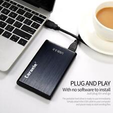 "2TB Portable USB3.0 External Harddisk Hard Disk HDD Sata 3"""