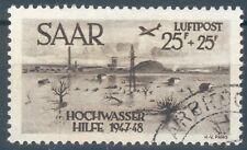 Saarland Mi.-Nr.259 o (MICHEL EURO 300,00) pracht