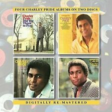 Charley Pride - Did You Think To Pray/A Sunshiny Day/Songs Of Love + (2CD)  NEW