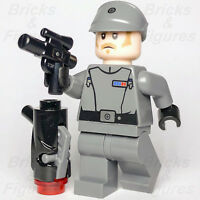 STAR WARS lego IMPERIAL RECRUITMENT OFFICER solo GENUINE 75207 navy captain NEW