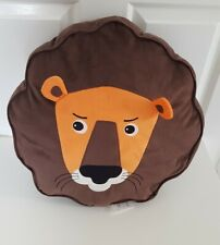 Ikea Cushion Pillow Brown Lion Soft