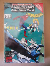 I VENDICATORI DELLA COSTA OVEST - Marvel Extra n°14 1995 Marvel Italia  [G697]
