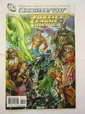 June 2010 DC Comics Brightest Day Justice League Of America #44 (JB-64)