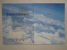 10/91 PUB MCDONNELL DOUGLAS BRITISH AEROSPACE AV-8B HARRIER II PLUS ORIGINAL AD