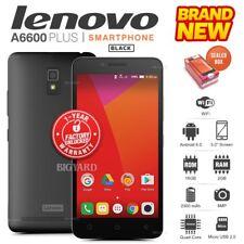 Lenovo A6600 Plus A6600A40 Black Dual SIM Unlocked Phone