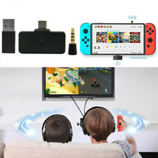 New USB-C Bluetooth Audio Transmitter Adapter for Nintendo Switch/Sony PS4/PC US