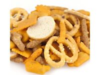 Cheddar Lovers™ Snack Mix  A Cheddar Lover's Dream  Bulk Snack Mix