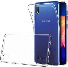 Para Samsung Galaxy A01 A11 A21s A41 A51 A71 A10 A30 A50 A70 silicio caso claro