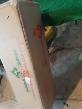 Artificial Christmas Tree Kingswood Fir Pencil Clear Lights Pre-Strung 6.5 ft.