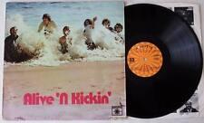 Alive 'n KICKIN' LP VINYL 1970 psych rock LDVS 17234 GERMANY * RARE