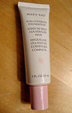 Mary Kay Full-Coverage Foundation Makeup Ivory 105, Nib *Usa Seller*