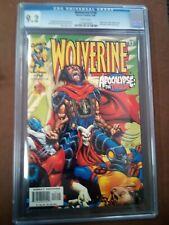 Wolverine #146 CGC 9.2 Apocalypse: the Twelve