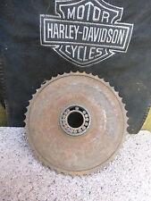 Harley single Peashooter Kuplung 1926