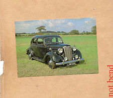 1951 Ford V8 Pilot unposted colour card Classic car hotrod