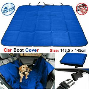HEAVY DUTY WATERPROOF PET DOG DIRT CAR BOOT SEAT PROTECTOR LINER LIP COVER MAT