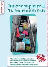 Taschenspieler 2  Doppel - CD von farbenmix 12 Taschen und alle Tricks