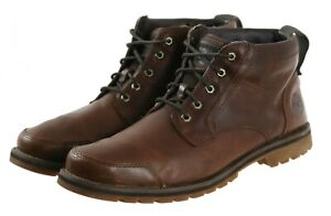 Timberland Men's Chukka Boots Size 11.5 Leather Brown