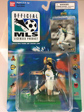 Marcelo Balboa Official MLS Action Figure & Trading Card (by Ban Dai)