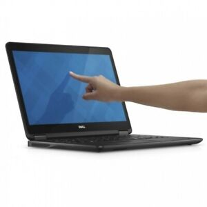Dell Latitude E7250 i7@2.60GHz 128GB 256GB 512GB 1TB SSD touch screen Win 10