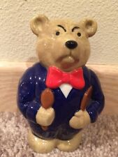 The Three Bears & Goldilocks, Daddy Bear 1996, Porcelain by Wade