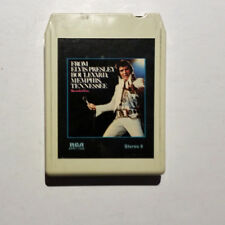 Elvis Presley ‎/ From Elvis Presley Boulevard (8-Track Cartridge)