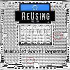 Mainboard CPU Sockel Reparatur SERVICE socket repair LGA 1156, 1155, 1150, 1151