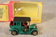 Matchbox Models of Yesteryear Y-3 1910 BENZ LIMOSINE Mint & Boxed