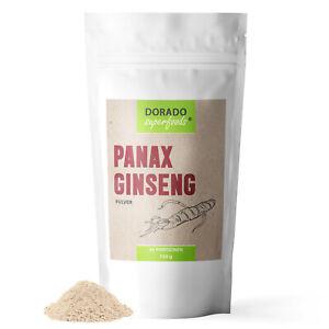 koreanischer Panax Ginseng Pulver  - 100 g