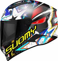 Casco integrale moto Suomy Speedstar Iwantu fibra
