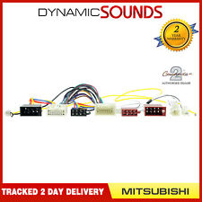 ct10mt03 Bluetooth Parrot SOT t-harness ISO Cable MITSUBISHI OUTLANDER 2007>