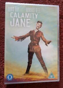 Calamity Jane (DVD) New (2003) Doris Day, Perfect Christmas Gift Stocking Filler