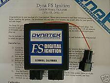 DYNATEK DYNA FS CDI ECU IGNITION REV BOX HONDA TRX450R TRX 450R 2006+ KICK START