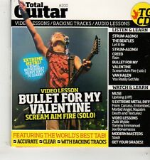 (GC681) Total Guitar #200, April 2010 - CD