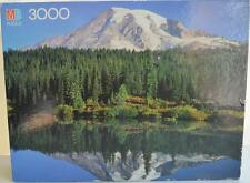1988 MB Magnum ~ Mt. Rainier Washington 3000 piece Jigsaw Puzzle New (Box Wear)