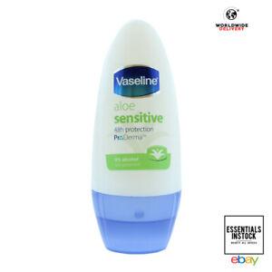 Vaseline Aloe Sensitive 48H Roll-On Anti-Perspirant Deodorant 50ml