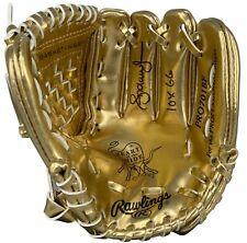 Andruw Jones autographed signed inscribed gold glove MLB Atlanta Braves PSA COA