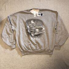 American Tradition Gray Sweatshirt Vintage Pickup Xl Feel The Power