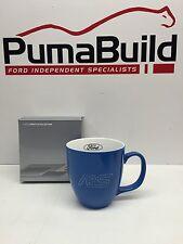 Genuine Ford Focus RS Blue Coffee Mug Richbrook 35020394