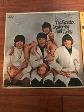BEATLES Yesterday And Today'66 LP ORIG BANNED BUTCHER TEXTURED cover T2553