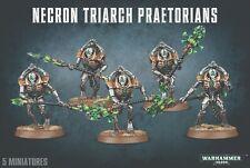 Warhammer 40000 40k Necron Triarch Praetorians