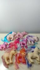 Vintage G1 and G3 My Little Pony Bait Dirty Lot Of 9 Ponies