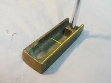 Rare Unique PHINNYS ONE ARM BANDIT PUTTER Golf Club Right Hand Channeled Back