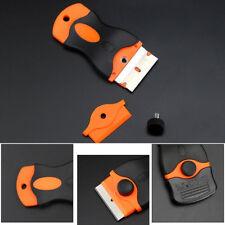 "Window Tint Tools Glass Oven Plastic Scraper 1.5"" Razor Blade Holder Raspador HQ"