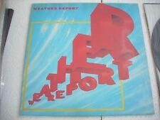 WEATHER REPORT / WEATHER REPORT - Japan Master Sound vinyl