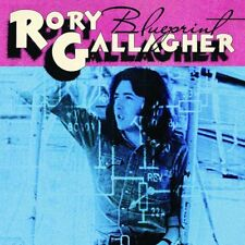 RORY GALLAGHER - BLUEPRINT (REMASTERED 2011)   CD NEW!